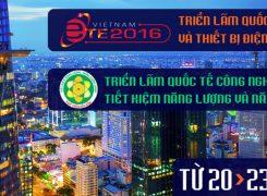 Vietnam ETE 2016 & Enertec Expo 2016